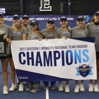 The Gators, Ranked Number 1, Win National Indoor!