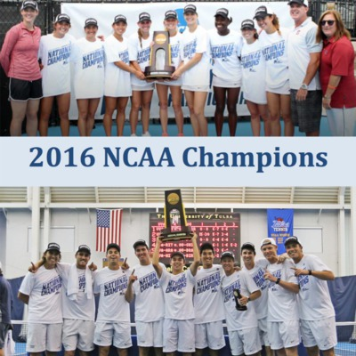 Virginia, Stanford Take Home NCAA Tennis Titles