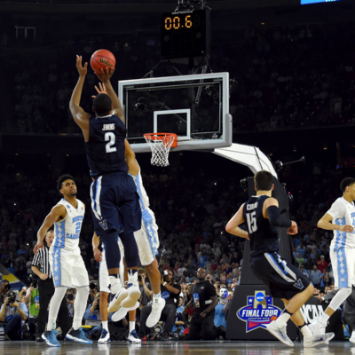 Instant Classic! Villanova Beats North Carolina 77-74